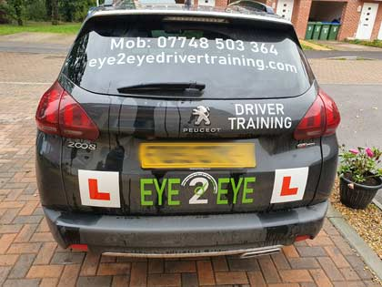 Learn to drive locally